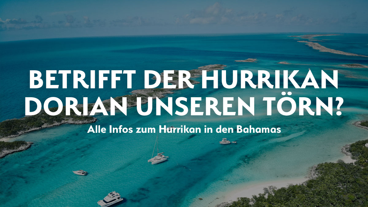Hurrikan in den Bahamas